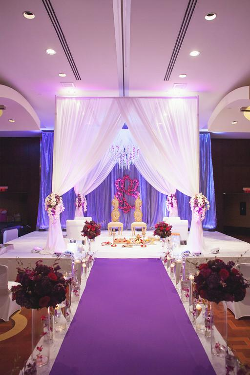 indian wedding chicago decorator illinois